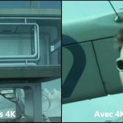 Epson EH-LS1000 : un projo laser qui tente de simuler de la 4K