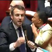 Macron s'en prend à la «grande coalition du déni»
