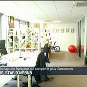 Paris, star d'Airbnb