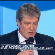 Prix Midcaps de l'année: Ingénico, Philippe Lazare