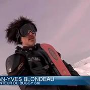 Connaissez-vous le buggy-ski ?