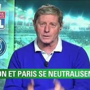 Football / Larqué : M. Turpin a pris la mauvaise décision sur le second penalty