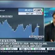 Le Club de la Bourse: Wilfrid Galand, Gérard Moulin et Mikaël Jacoby