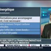 Focus sur l'ISR et la transition énergétique: Frédéric Vuillod