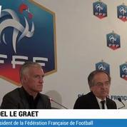 Football / Prolonger Deschamps, une bonne idée ?