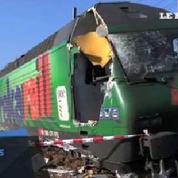 Suisse : une collision violente entre deux trains près de Zurich