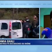 Samia Ghali sur la Castellane: Des jeunes armés jusqu'aux dents cagoulés avec des Kalachnikov