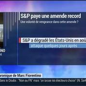 Marc Fiorentino: S&P paye une amende record: Il y a une vraie histoire de vengeance dans ce deal –