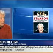 BFM Story: L'ancien otage Francis Collomp raconte son incroyable évasion