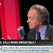 Le parti pris d'Hervé Gattegno: La méthode Valls est de moins en moins irrésistible !