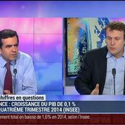 Jean-Charles Simon: PIB français: une progression de 0,1% au 4ème trimestre