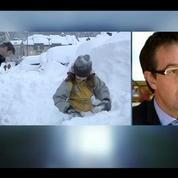 Pyrénées: Il est tombé plus de deux mètres de neige dans certains endroits
