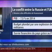 Marc Fiorentino: Le conflit russo-ukrainien se joue-t-il aussi sur les marchés financiers?