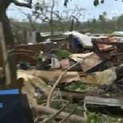 Cyclone: le jour d'après à Port-Vila, capitale du Vanuatu
