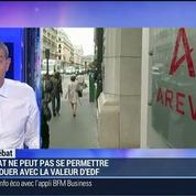 Nicolas Doze : Une convergence entre EDF et AREVA est-elle possible ?