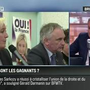 Brunet & Neumann : Premier tour des départementales: qui sont les gagnantset les perdants ?