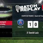 PSG - Monaco (2-0) : Le Match Replay avec le son RMC Sport!
