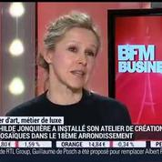 Métiers d'art, Métiers de luxe: Mosaïste, Mathilde Jonquière –