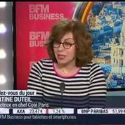 Le rendez-vous du jour: Martine Duteil