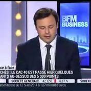 Stanislas De Bailliencourt VS Eric Bertrand (1/2): Quand la hausse des marchés financiers s'arrêtera-t-elle ?