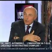 La France est-elle de retour dans la course à l'innovation ?: Éric Carreel, Agnès Bénassy-Quéré, Jean-Hervé Lorenzi et Emmanuel Lechypre (2/2)