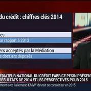 Fabrice Pesin, médiateur national du crédit (1/3)