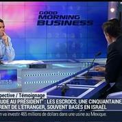 Fraude au président: Plus de 350 millions d'euros ont été dérobés aux entreprises françaises: Jean-Marc Souvira