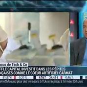 Les high-tech sont au service de la santé: Pierre-Olivier Goineau, Philippe Pouletty et Frédéric Simottel (1/2)
