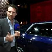 Salon de l'auto de Genève: les voitures vintage exposées pour vendre les nouveautés.
