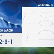 Les compos du match AS Monaco / Arsenal