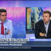 Jean-Charles Simon: Crédits aux entreprises: les choses s'arrangent de tous les côtés –