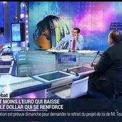 Nicolas Doze: Se dirige-t-on vers une parité entre l'euro et le dollar ?