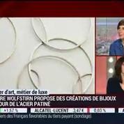 Métiers d'art, Métiers de luxe: Artisan joaillier, Claire Wolfstirn –