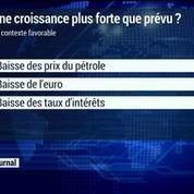 L'OCDE prévoit plus de croissance en France