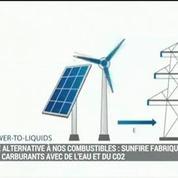 Better Energy: Sunfire produit des carburants avec de l'eau et du CO2: Christian Von Olshausen (3/5)
