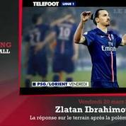 Zap'Foot : Ibrahimovic «Une image vaut mieux que mille mots»