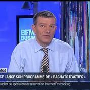 Jean-Marc Daniel: Quels sont les risques d'un euro trop faible ?