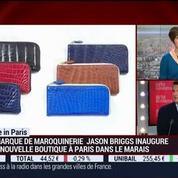Made in Paris de Jason Briggs, la marque Jason Briggs
