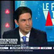 La connexion dans les transports: Ariane Bucaille, Emmanuel Pitron et Pascal Samama