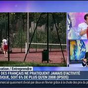Stimul, l'application qui vous motive à faire du sport: Marc-Antoine Brochard