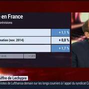 Emmanuel Lechypre: La croissance est-elle de retour en France? –