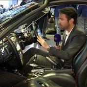 Salon de l'automobile: le luxe s'invite à Genève