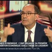Éric Woerth, délégué général de l'UMP en charge de l'Économie et des Finances (3/3) –