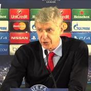 Football / Wenger : Monaco a été un peu chanceux