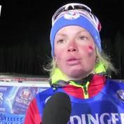 Biathlon / Mondiaux de Kontiolahti / La passe de quatre pour Dorin-Habert