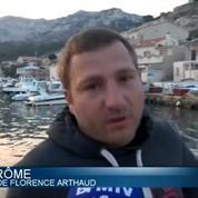 A Marseille, les amis de Florence Arthaud pleurent sa disparition