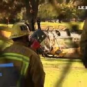 Harrison Ford blessé dans le crash d'un petit avion