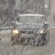 Importantes chutes de neige en Bosnie