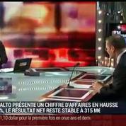 Olivier Piou, PDG de Gemalto (1/3) –