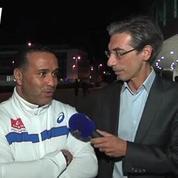 Athlétisme / Ghani Yalouz embrasse notre envoyé spécial